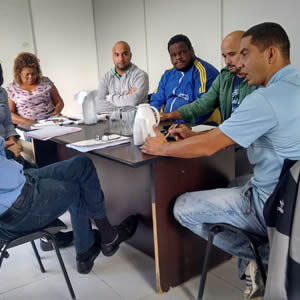 Reunião Negociação ACT - Vetor, Sindicato e Comissão