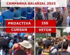 Campanha salarial 2015
