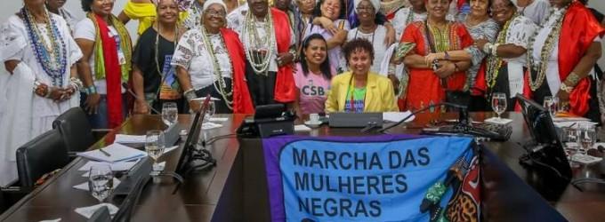 Marcha das Mulheres Negras 2015