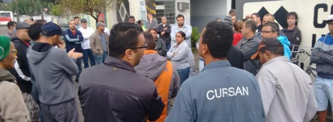 Contra retirada de direitos, Sindilimpeza-Baixada Santista organiza greve