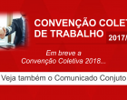 Convenção coletiva 2017