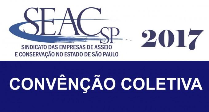 SEAC 2017 – Extrato Convenção Coletiva