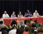 CUT, centrais, movimentos sociais e partidos lançam plano emergencial por empregos