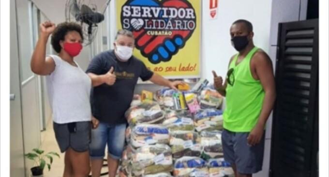 Servidor Solidário é destaque por Bons Exemplos